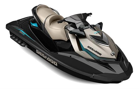 2017 Sea-Doo GTI Limited 155 in Durant, Oklahoma