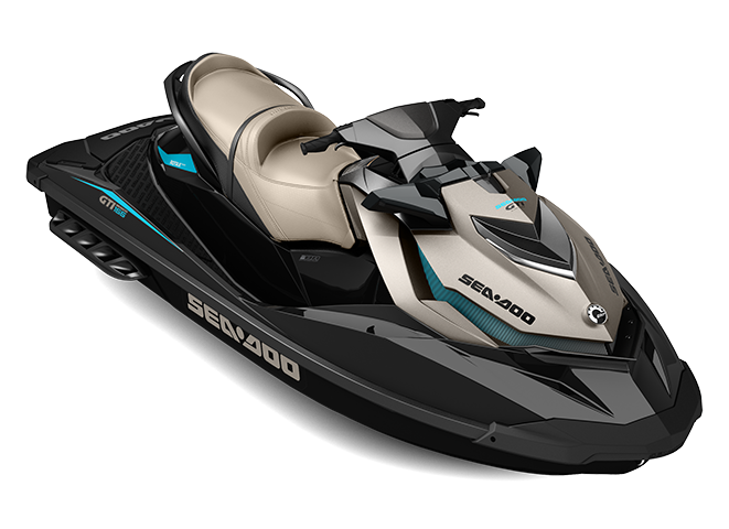 2017 Sea-Doo GTI Limited 155 in Memphis, Tennessee