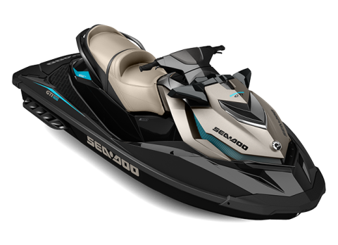 2017 Sea-Doo GTI Limited 155 in Salt Lake City, Utah