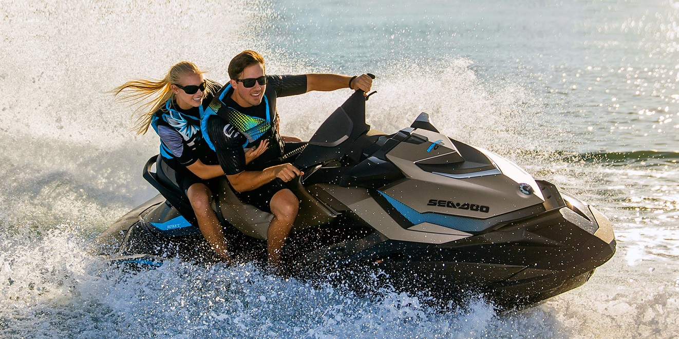2017 Sea-Doo GTI Limited 155 in Fond Du Lac, Wisconsin