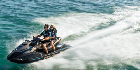 2017 Sea-Doo GTI Limited 155 in Adams, Massachusetts
