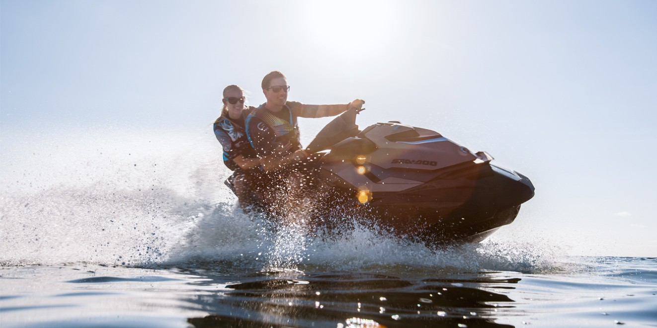 2017 Sea-Doo GTI Limited 155 in Sauk Rapids, Minnesota