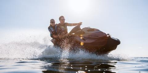 2017 Sea-Doo GTI Limited 155 in Gaylord, Michigan