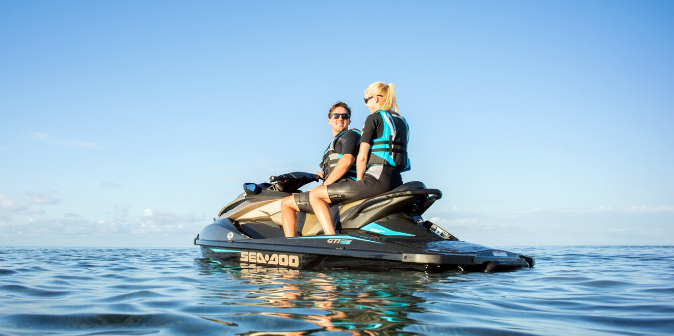 2017 Sea-Doo GTI Limited 155 in San Jose, California