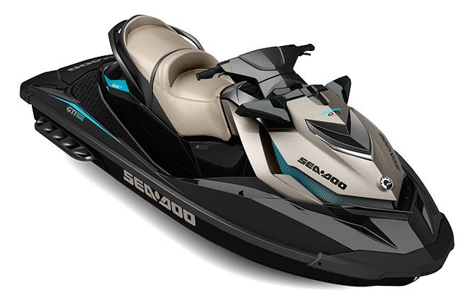 2017 Sea-Doo GTI Limited 155 Watercraft Conroe Texas 39HA