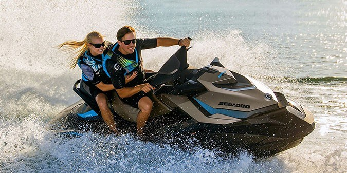 2017 Sea-Doo GTI Limited 155 in Moorpark, California