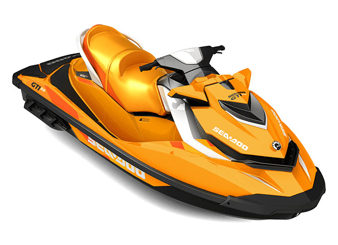 2017 Sea-Doo GTI SE in Sauk Rapids, Minnesota