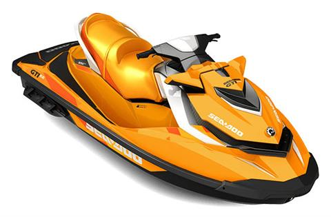 2017 Sea-Doo GTI SE in Woodinville, Washington