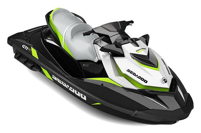 2017 Sea-Doo GTI SE 130 in Lawrenceville, Georgia - Photo 1