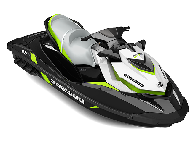 2017 Sea-Doo GTI SE 155 in Conway, New Hampshire