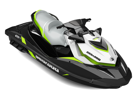 2017 Sea-Doo GTI SE 155 in Miami, Florida