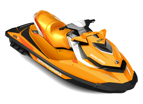 2017 Sea-Doo GTI SE 155 in Hudson, Wisconsin