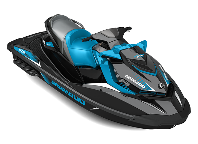 2017 Sea-Doo GTR 230 in Island Park, Idaho