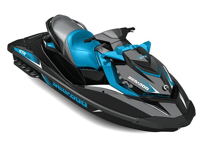 2017 Sea-Doo GTR 230 in Miami, Florida