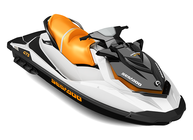 2017 Sea-Doo GTS in Presque Isle, Maine