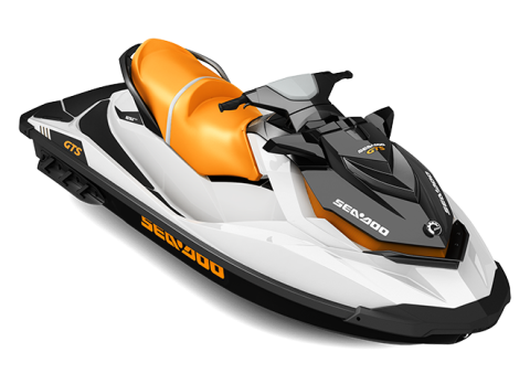 2017 Sea-Doo GTS in Banning, California