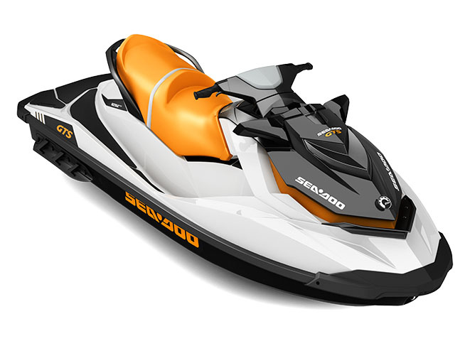 2017 Sea-Doo GTS in Edgerton, Wisconsin
