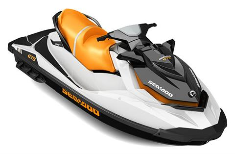 2017 Sea-Doo GTS in Adams, Massachusetts