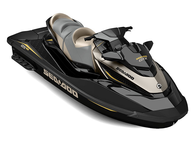 2017 Sea-Doo GTX 155 in Batavia, Ohio