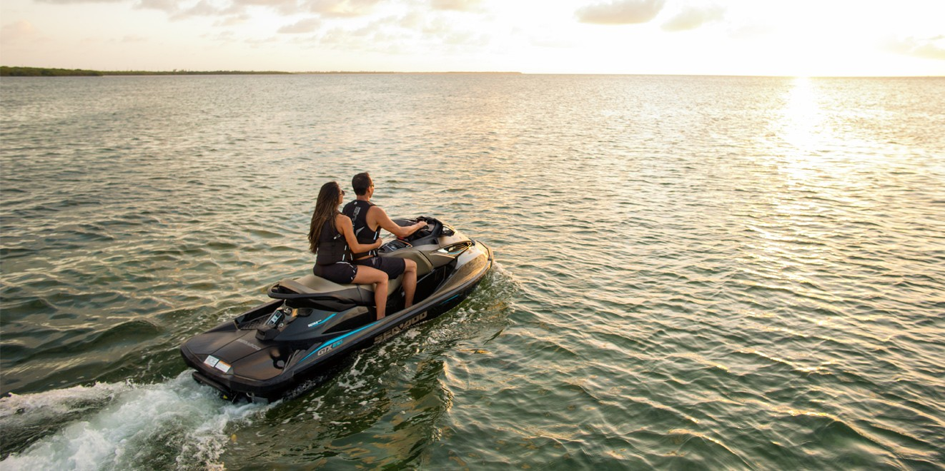 2017 Sea-Doo GTX Limited 230 in Laconia, New Hampshire