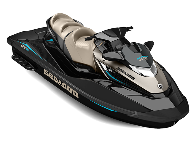 2017 Sea-Doo GTX Limited 300 in Brighton, Michigan