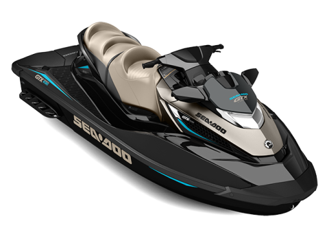 2017 Sea-Doo GTX Limited 300 in Wasilla, Alaska