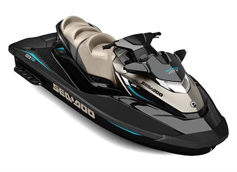 2017 Sea-Doo GTX Limited 300 in Mooresville, North Carolina
