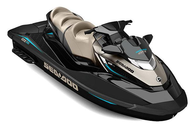 2017 Sea-Doo GTX Limited 300 in Fond Du Lac, Wisconsin