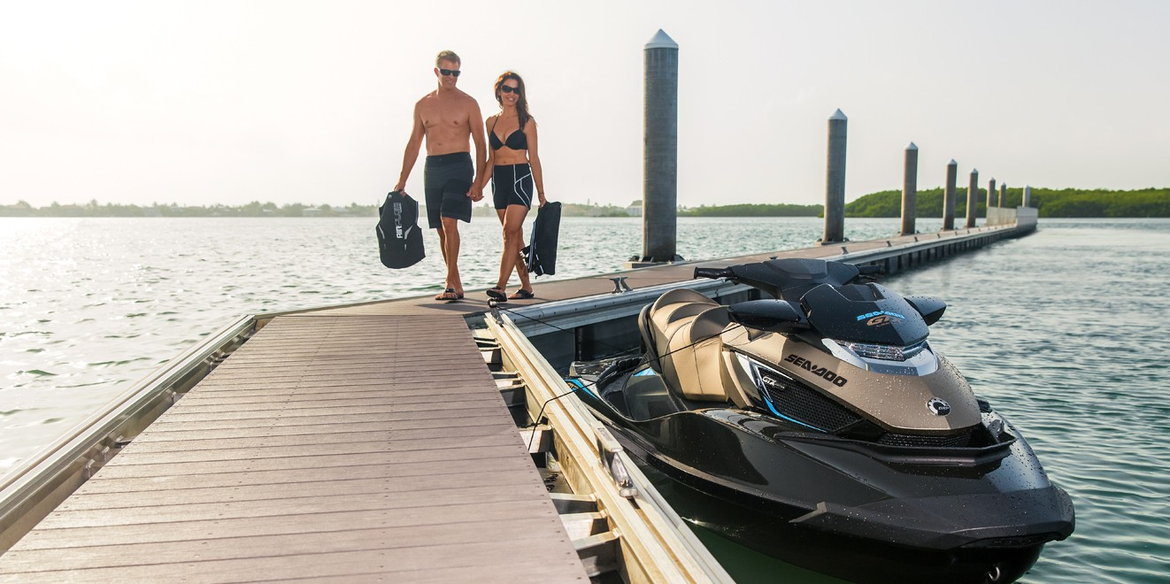 2017 Sea-Doo GTX Limited S 260 in Saint Petersburg, Florida