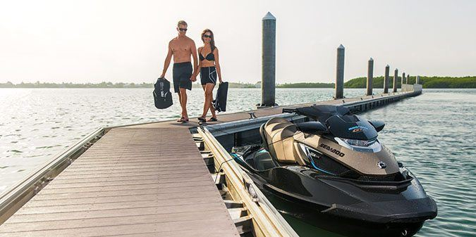 2017 Sea-Doo GTX Limited S 260 in Massapequa, New York - Photo 3