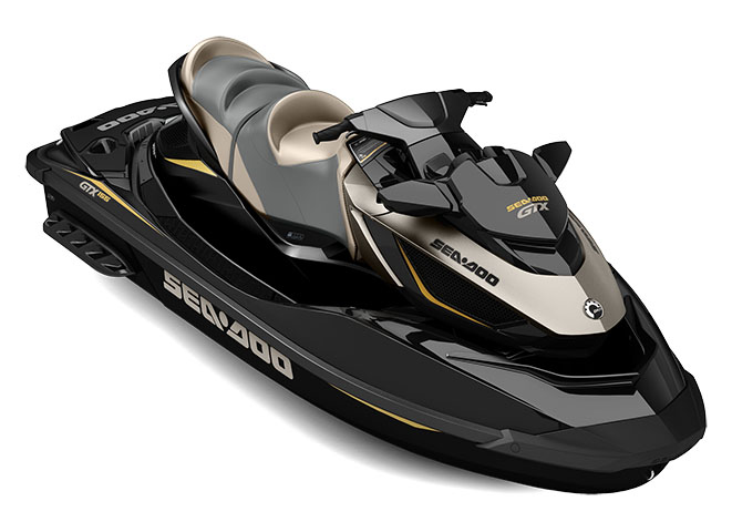 2017 Sea-Doo GTX S 155 in Memphis, Tennessee