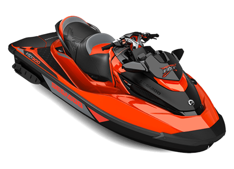 2017 Sea-Doo RXT-X 300 in Fond Du Lac, Wisconsin