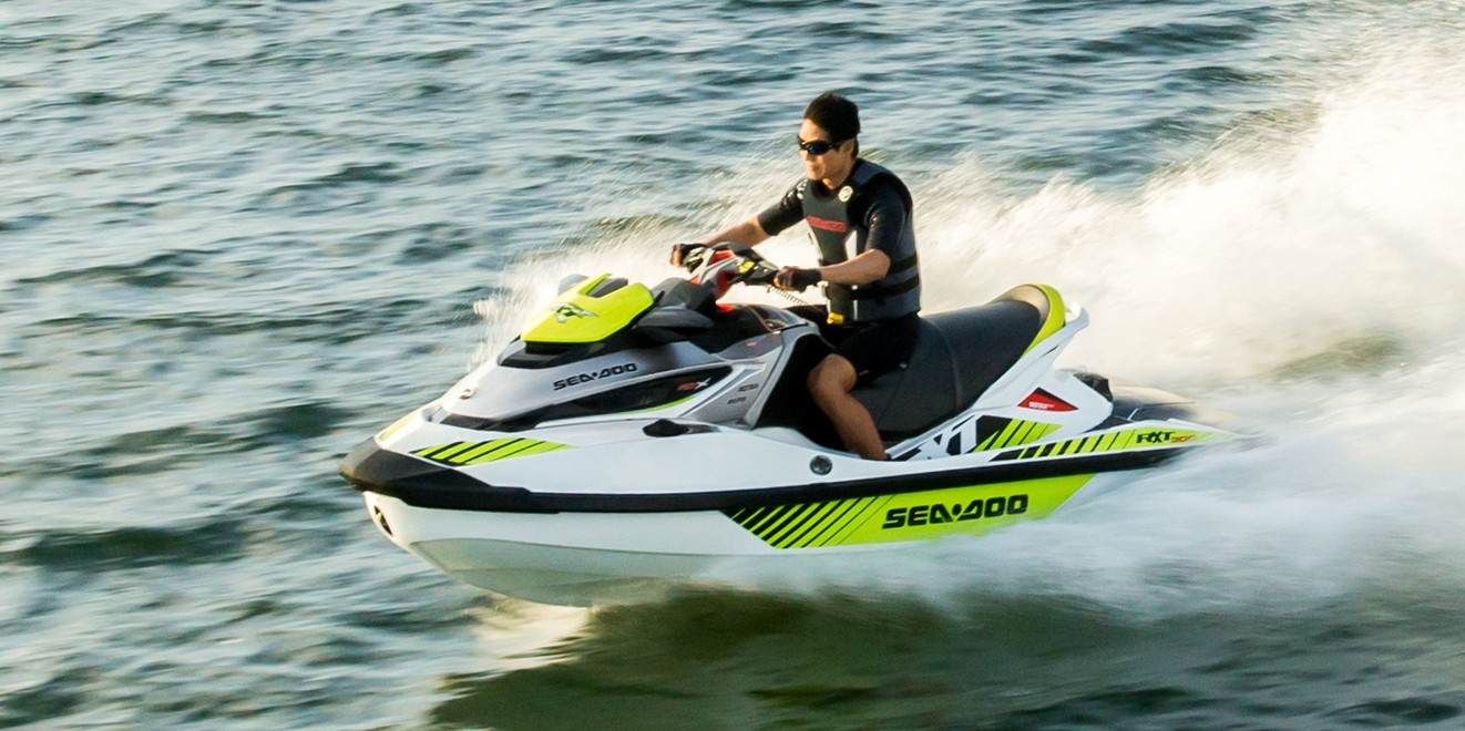 2017 Sea-Doo RXT-X 300 in Adams, Massachusetts