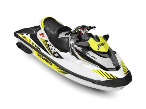 2017 Sea-Doo RXT-X 300 in Albemarle, North Carolina
