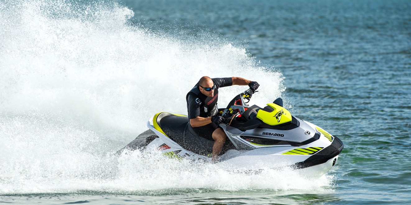 2017 Sea-Doo RXT-X 300 in Richardson, Texas