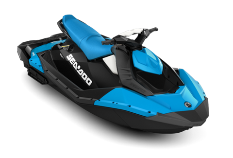 2017 Sea-Doo SPARK 3up 900 H.O. ACE in Victorville, California