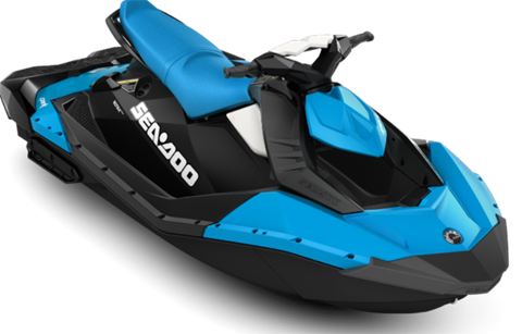 2017 Sea-Doo SPARK 3up 900 H.O. ACE in Zulu, Indiana