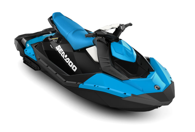 2017 Sea-Doo SPARK 3up 900 H.O. ACE in Lawrenceville, Georgia