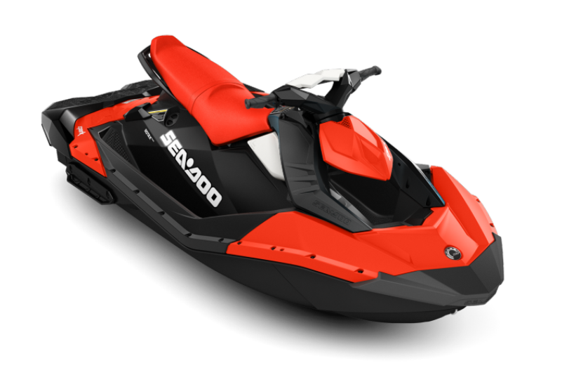 2017 Sea-Doo SPARK 3up 900 H.O. ACE in Keokuk, Iowa