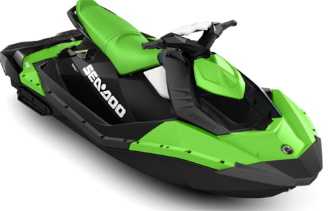 2017 Sea-Doo SPARK 3up 900 H.O. ACE in Presque Isle, Maine