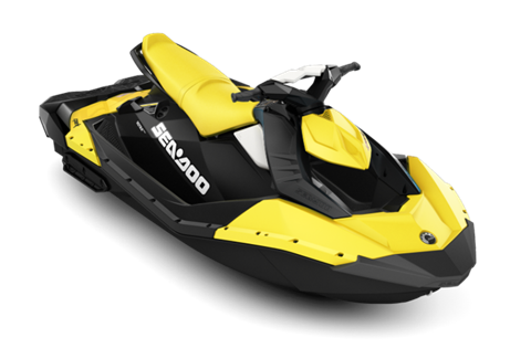 2017 Sea-Doo SPARK 3up 900 H.O. ACE in Adams, Massachusetts