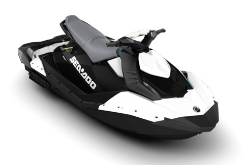2017 Sea-Doo SPARK 3up 900 H.O. ACE in Cartersville, Georgia