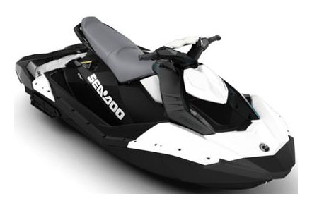 2017 Sea-Doo SPARK 3up 900 H.O. ACE in Lawrenceville, Georgia - Photo 1