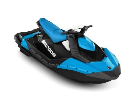 2017 Sea-Doo SPARK 3up 900 H.O. ACE iBR & Convenience Package Plus in Moses Lake, Washington