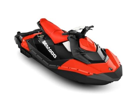 2017 Sea-Doo SPARK 3up 900 H.O. ACE iBR & Convenience Package Plus in Findlay, Ohio