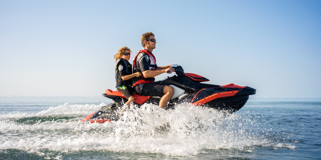 2017 Sea-Doo SPARK 3up 900 H.O. ACE iBR & Convenience Package Plus in Clearwater, Florida
