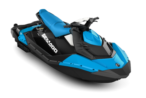 2017 Sea-Doo SPARK 3up 900 H.O. ACE iBR & Convenience Package Plus in Victorville, California