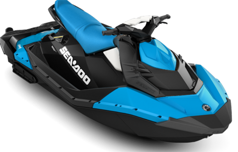 2017 Sea-Doo SPARK 3up 900 H.O. ACE iBR & Convenience Package Plus in Yankton, South Dakota