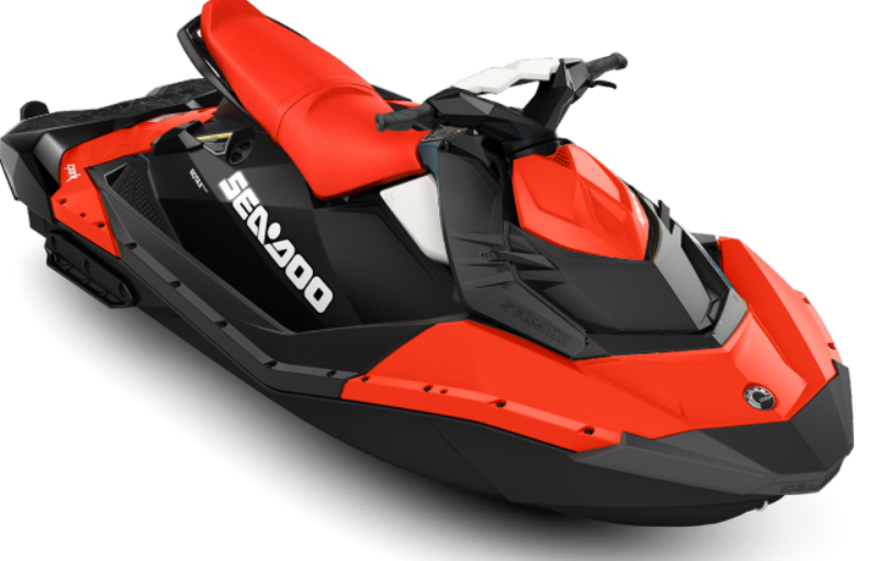 2017 Sea-Doo SPARK 3up 900 H.O. ACE iBR & Convenience Package Plus in Keokuk, Iowa