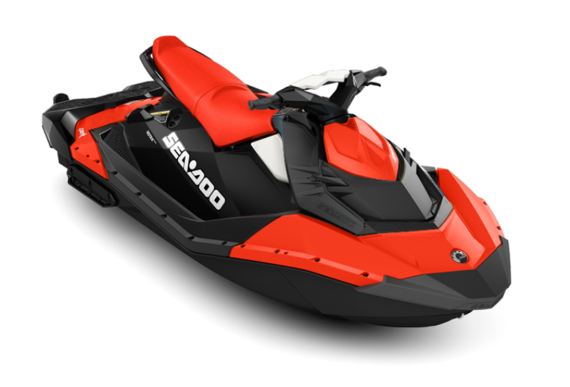 2017 Sea-Doo SPARK 3up 900 H.O. ACE iBR & Convenience Package Plus in Fond Du Lac, Wisconsin